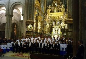 escolanías Santiago y Mallorca