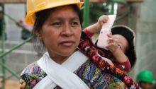 Foto documental El derecho a un techito (1)