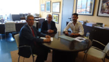 Barros, Asorey e Oujo